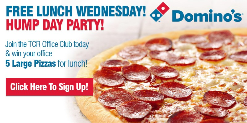 FREE Lunch Wednesday