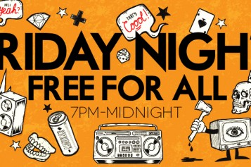 Friday Night Free For All