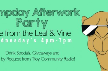 Humpday Afterwork Party at The Leaf & Vine