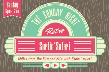 The Sunday Night Surfin' Safari