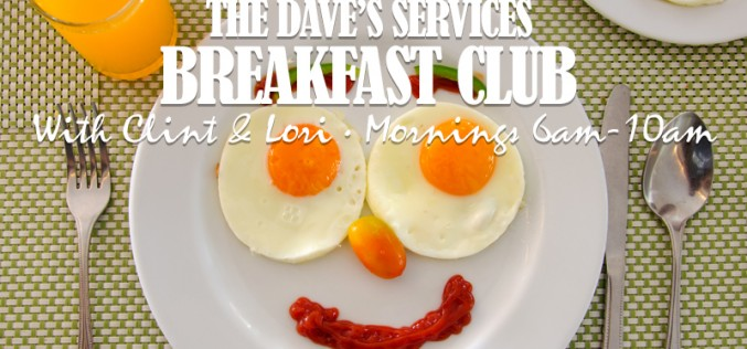 The Dave's Services Breakfast Club