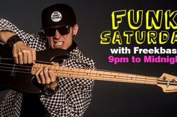 FunkSaturday with Freekbass
