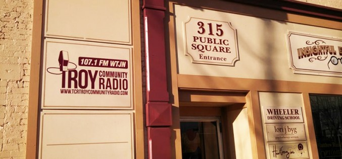 Putting Troy's Best Foot Forward: Troy Community Radio