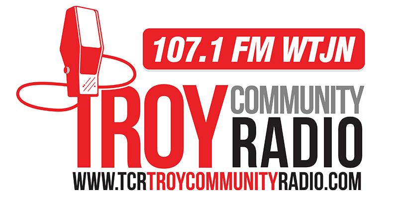 Troy Community Radio Logo